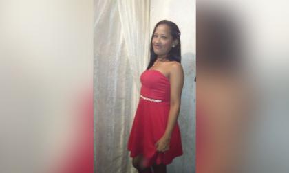 Diana Beleño Melo, víctima.