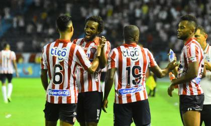 """""""Este es el mejor gol de mi carrera"""": Didier Moreno"""