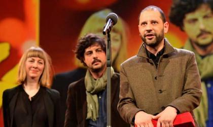 El director colombiano Camilo Restrepo en el 70º Festival de Cine de Berlín.