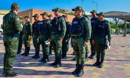 Cinco zonas y 125 agentes tiene el Ceaex del centro de Barranquilla