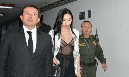 Acusan formalmente a hija de Aida Merlano por fuga de su madre