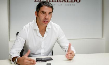 José Andrés O´Meara Riveira, director de la Agencia Nacional de Contratación Pública, Colombia Compra Eficiente.