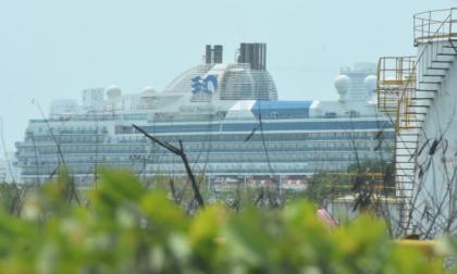 Las autoridades marítimas anunciaron el arribo de 45 cruceros en la presente temporada que termina a mitad de año.