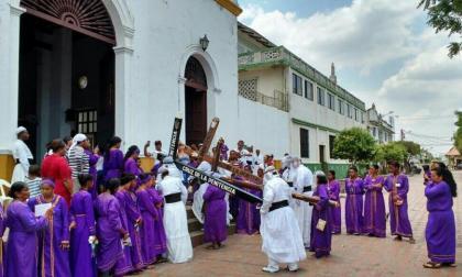 La Semana Santa en Tolú es de las más visitadas.