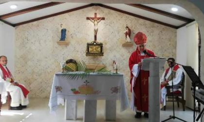 """Remar juntos"", pidió Obispo de Santa Marta"