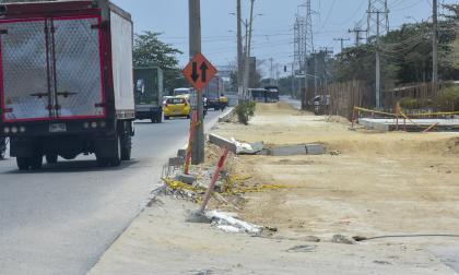 Arranca reactivación de las obras públicas y transporte