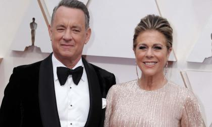 Tras superar el coronavirus, Tom Hanks vuelve a trabajar