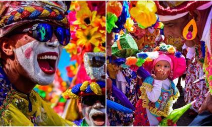 Dos reporteros gráficos de EL HERALDO hacen parte del Calendario Carnaval 2020