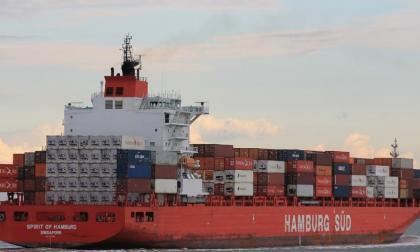 """Embarcación """"Spirit of Hambure"""" en cuyo interior ocurrió el crimen del capitán Myo Tun Zaw."""