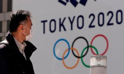 Logo de los Juegos Olímpicos de Tokio.
