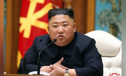 Kim Jong un, líder del Coea del Norte.