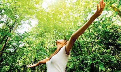"""""""La salud de nuestro planeta es nuestra salud"""", dijo Patricia Zurita, CEO de BirdLife International."""