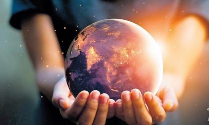 El Día de la Tierra o de la Madre Tierra se conmemora cada 22 de abril. Las Naciones Unidas lo celebró porprimera vez en 1970.