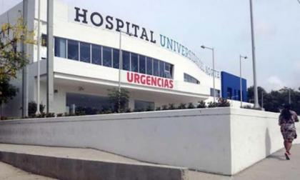 Hospital Universitario de la Universidad del Norte, institución que recibió donaciones en la primera de BAQatón.