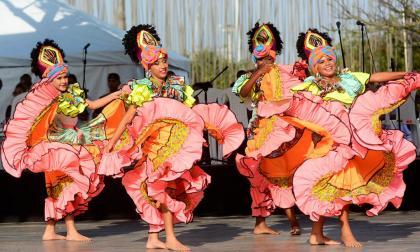 Las danzas folclóricas son una muestra cultural del departamento.