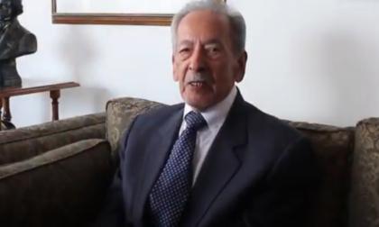El presentador, locutor y empresario Carlos Pinzón.
