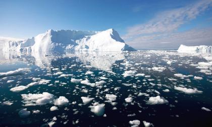 El deshielo de Antártida y Groenlandia aumenta el nivel del mar 14 milímetros