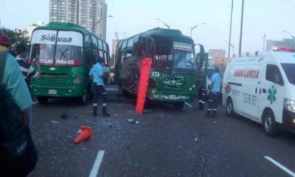 ¿Por qué tantos accidentes en la  vía Circunvalar?