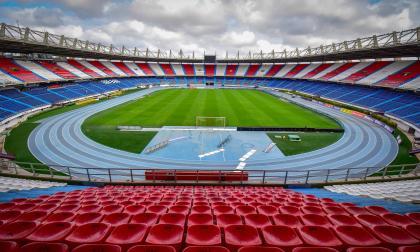 Panorámica del estadio Metropolitano Roberto Meléndez, que podría ser sede de la final de la Copa Libertadores 2023.