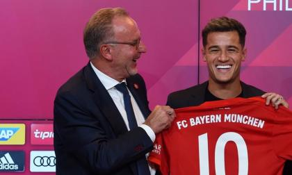 El brasileño ha tenido un rendimiento irregular en el Bayern y aunque ha disputado algunos buenos partidos no ha logrado convencer en la mayoría de sus prestaciones.