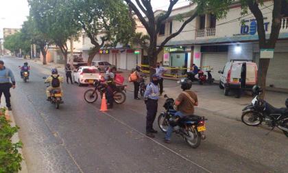 Control a domiciliarios en Santa Marta