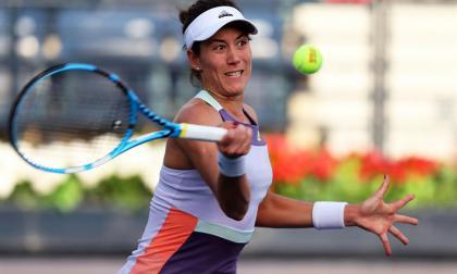 """""""No estaba preparada para el gran vacío de no jugar al tenis"""":Muguruza"""