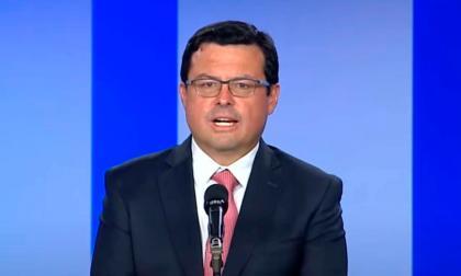 El viceministro técnico de Hacienda, Juan Zarate.