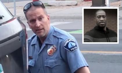 Policía implicado en la muerte de George Floyd es acusado de asesinato
