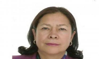 Amparo Cerón, exfiscal del caso Odebrecht