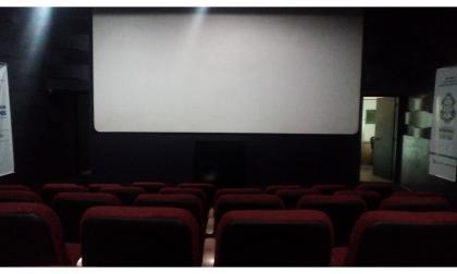 Aspecto de la sala Country de la Cinemateca del Caribe.