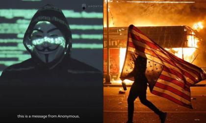 'The Purge' y Anonymous: tendencia en redes ante el panorama de EEUU