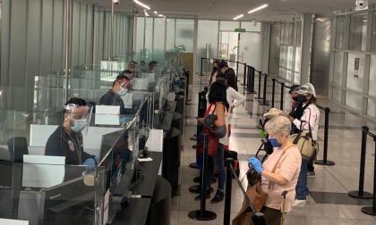 Esta semana repatriados a Colombia sumarán más de 9 mil