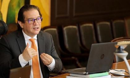 El ministro de Agricultura, Rodolfo Zea Navarro.