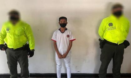 Capturan a joven por sextorsión contra menor de 13 años
