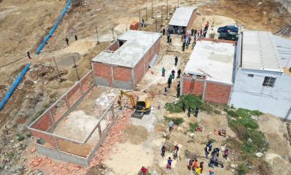 Este terreno en el barrio El Rubí fue invadido por 'El Negrito Rubí' y su banda.