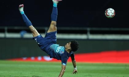 El Porto de Luis Díaz cayó en el regreso de la Liga portuguesa