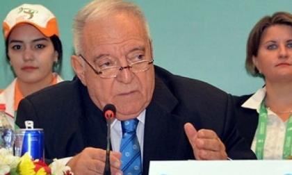 El húngaro Tamás Aján, mandamás de la Federación Internacional de Halterofilia (IWF) durante 40 años.