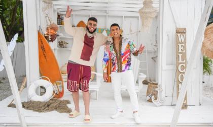 Farruko y Tito El Bambino.