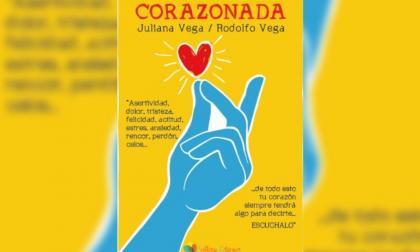 Rodolfo y Juliana Vega lanzan libro sobre las emociones