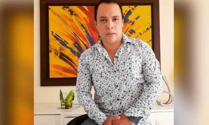El  fallecido periodista Ernesto Taborda Herrera.