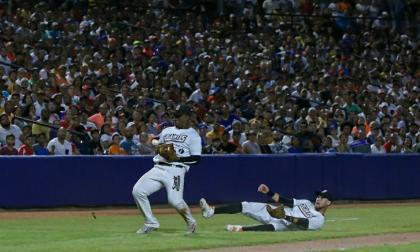 Los juegos de béisbol en Colombia serán a puerta cerrada.