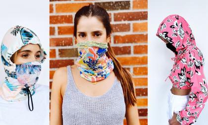 Alternativas para cuidarse con moda y accesorios 'anti covid'