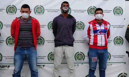 Detenidos por cobrar una 'vacuna' a un comerciante