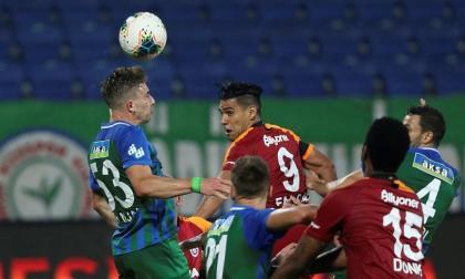 Un 'Tigre' manso en regreso de la Superliga de Turquía
