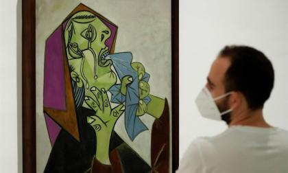 Llega a Tokio una exposición sobre la faceta más poética de Pablo Picasso