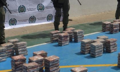 Caen 360 kilos de cocaína en zona rural de Maicao