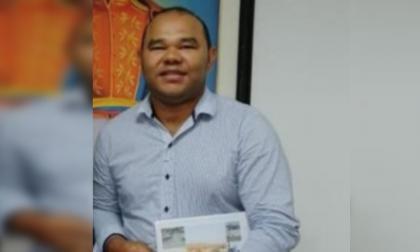 Héctor 'Nano' Murillo Cerchar, concejal capturado.