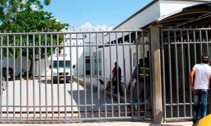 El herido fue trasladado a la Clínica Adelita de Char, en Soledad.