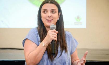 Ministra de las TIC, Karen Abudinen.