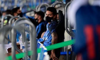 James cumple ocho meses de 'aislamiento'... en la Liga de España